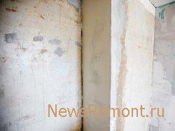 Шпаклевка стен перед поклейкой обоев, технология шпаклевки стен под обои.