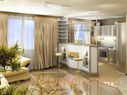 Примерная средняя стоимость ремонта квартиры.