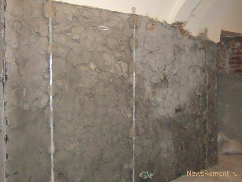 Известково цементным раствором как месить цементный раствор