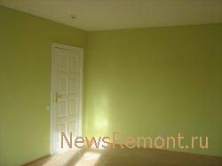 Этапы подготовки стен под покраску и порядок покраски стен.