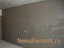 Цементно-известковый раствор для штукатурки стен