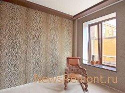 Отделка жилых комнат в квартире. Декоративная отделка комнаты.