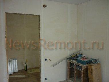 Капитальный ремонт двухкомнатной квартиры в новостройке под ключ