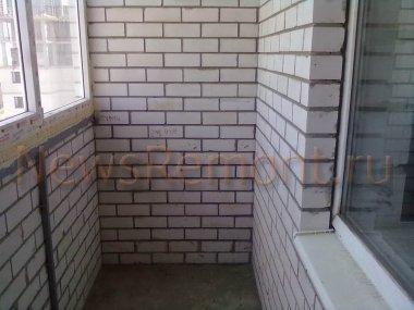 Благоустройство балконов и лоджий