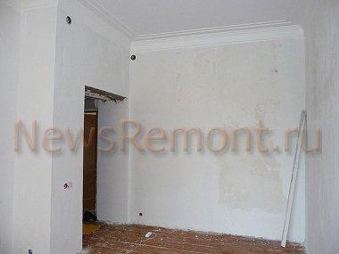 Виды и назначение шпаклевок для стен и потолков