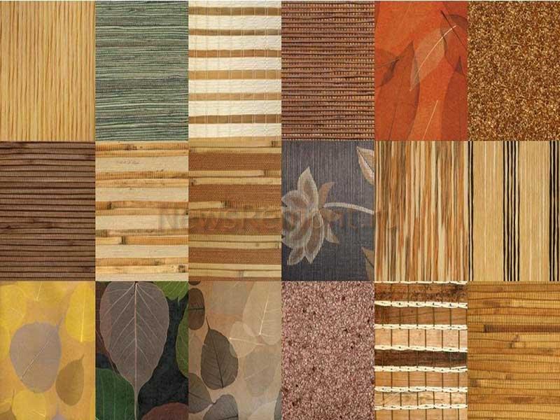 Бамбуковые обои в интерьере Советы и рекомендации от