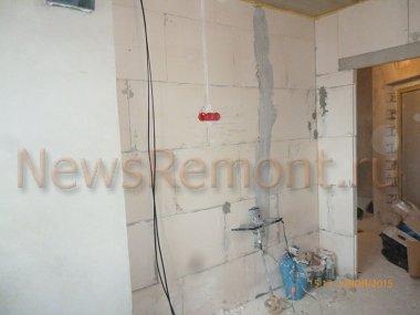 Ремонт новостройки в Калуге под ключ