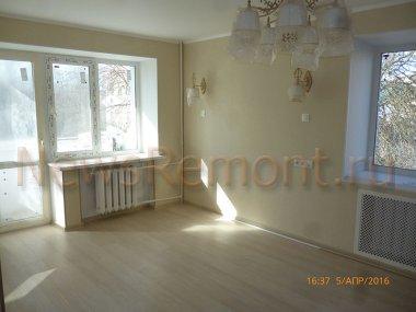 Капитальный ремонт квартиры на Кирова дом 32 корпус 3