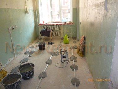 Ремонт квартиры в три этапа на Калужского Ополчения дом 3
