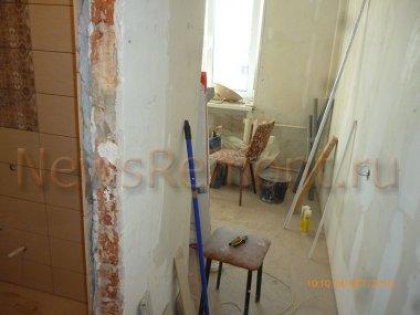 Ремонт однокомнатной квартиры на Кирова 78