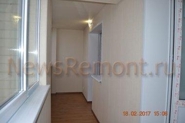 Ремонт однокомнатной квартиры на Московской 167