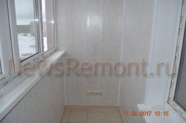 Капитальный ремонт однокомнатной квартиры на Серафима Туликова 2