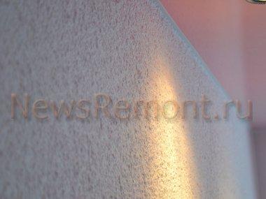 Технология нанесения жидких обоев на поверхность стены