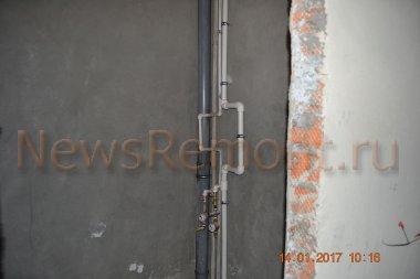 Капитальный ремонт под ключ новостройки на Молодежной 46