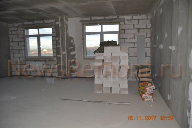 Ремонт квартиры в новостройке микрорайон Хороший