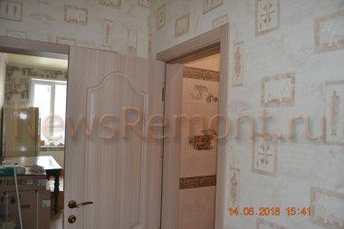 Ремонт двухкомнатной квартиры под ключ на Московской 63