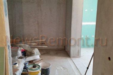 Отличный ремонт квартиры под ключ на Фомушина 29