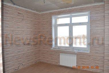 Внутренняя отделка стен кухни